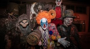 One Of Texas' Scariest Haunted Houses, 13th Floor, Will Reopen For Another Frightening Season