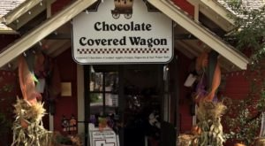 The Absolutely Whimsical Candy Store In Utah, Chocolate Covered Wagon Will Make You Feel Like A Kid Again