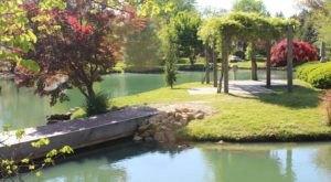 Mizumoto Japanese Stroll Garden In Missouri Is So Hidden Most Locals Don't Even Know About It