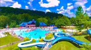 One Of Tennessee's Coolest Aqua Parks, Wetlands Water Park, Will Make You Feel Like A Kid Again