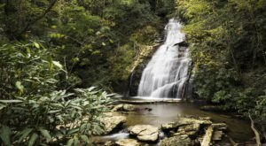 6 Easy-Access Georgia Waterfalls That Are Perfect For A Summer Adventure