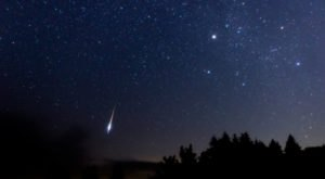 Catch The Best And Brightest Meteor Shower Of The Year When It Appears Over New Hampshire In August