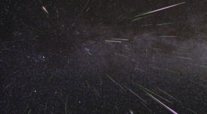 One Of The Biggest Meteor Showers Of The Year Will Be Visible In Nevada In August
