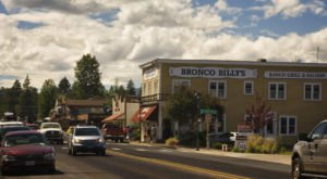 Sisters Is A Small Town In Oregon That Offers Plenty Of Peace And Quiet