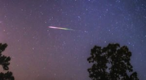 Catch The Best And Brightest Meteor Shower Of The Year When It Appears Over Rhode Island In August
