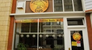 Savor A Latte And A Great Read At The Rising Trout Cafe And Bookstore In Montana