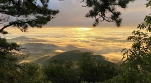 The Hawksbill Mountain Trail Might Be One Of The Most Beautiful Short-And-Sweet Hikes To Take In North Carolina