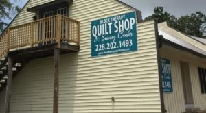 Shop Over 4,000 Bolts Of Fabric At This One-Stop Sewing And Quilting Destination In Mississippi