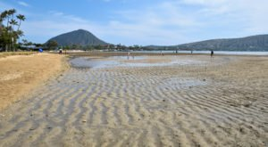 Have A Picnic And Make A Splash At Hawaii's Scenic Kuliouou Beach Park
