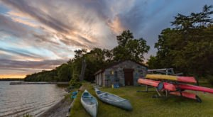 Forget Long Trips – Take A Daycation At Sibley State Park In Minnesota