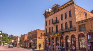 Deadwood, South Dakota Was Just Named One Of The Most Historic Towns In America