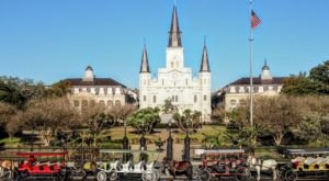 The Most-Photographed Cathedral In The Country Is Right Here In New Orleans