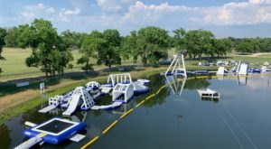 One Of Ohio's Coolest Aqua Parks, Wake Nation Will Make You Feel Like A Kid Again