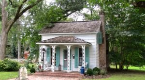 Shop For Sweets And Antiques Inside The Charming Lyla's Little House Shop In Alabama