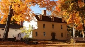 Explore A Fascinating Historic Home And Garden At The Keeler Tavern Museum In Connecticut