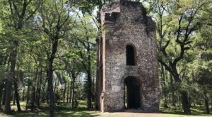 Walk Among The Ruins Of A Colonial-Era Ghost Town At Dorchester In South Carolina