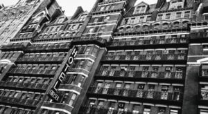 Stay Overnight In A 100-Year-Old Hotel That's Said To Be Haunted At The Chelsea Hotel In New York
