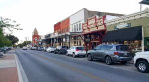 Granbury, Texas Was Just Named One Of The Top 10 Historic Towns In America