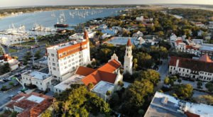 St. Augustine, Florida Was Just Named One Of The Top 10 Historic Towns In America