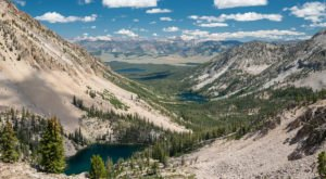 Explore Seven Breathtaking Backcountry Lakes On This Exhilarating Idaho Hike