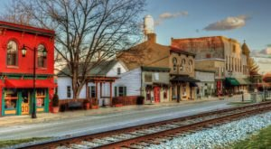 A Charming New Movie Was Filmed In Small Town Kentucky And We'll Show You The Beautiful Scenery