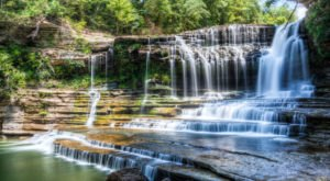6 Easy-Access Tennessee Waterfalls That Are Perfect For A Summer Adventure