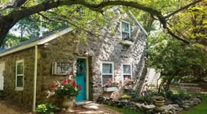 Enjoy A Weekend Getaway At Windy Top Cottage, A Historic 88-Year-Old Cottage In Connecticut