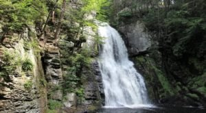 You'll Find Waterfalls Around Every Bend At Bushkill Falls In Pennsylvania