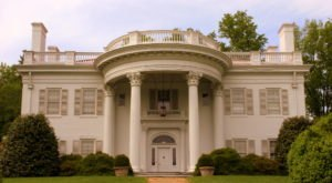 Take A Virtual Tour Of The Historic Allandale Mansion In Tennessee Without Ever Leaving Your Couch