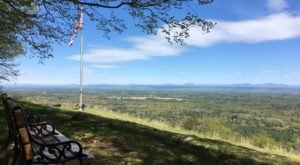 Off The Beaten Path In Grant Cottage State Historic Site, You'll Find A Breathtaking New York Overlook That Lets You See For Miles