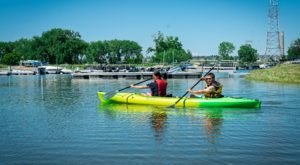 Everyone Will Love A Summer Adventure Kayaking Down The Missouri River In North Dakota