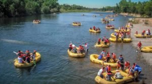 Make A Splash On Your Summer Bucket List With A Raft Trip Down Northern California's American River