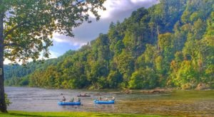 Float Down The Oldest River In North America When You Sign Up For A Trip With New River Outdoor Adventures In Virginia