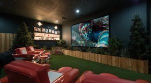 "This Luxury Villa Rental In Florida Has Its Own ""Drive-In"" Home Theater"