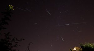 Catch The Best And Brightest Meteor Shower Of The Year When It Appears Over Wisconsin In August