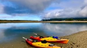 Tillamook County On The Oregon Coast Is Every Kayaker's Dream