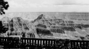 These Before And After Pics Of Grand Canyon National Park In Arizona Show Just How Much It Has Changed