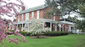 From Patio Dining To Pet-Friendly Guestrooms, West Virginia's Award-Winning Preston County Inn Has Options For Everyone