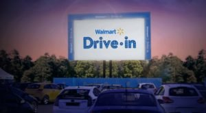 Special Drive-In Theaters For Families Will Be At Walmart Stores Across The Nation, And You Can Find Them In Missouri