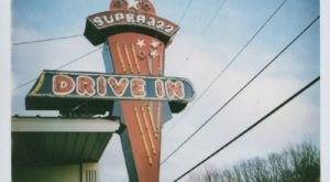 Super 322 Drive-In In Pennsylvania Has Been Showing Double Features For More Than 70 Summers