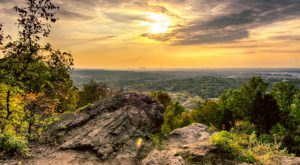 Explore Scenic Trails In One Of The Largest Urban Nature Preserves In The Country At Alabama's Ruffner Mountain