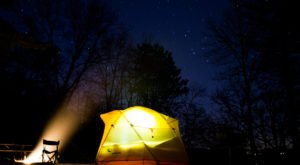 Plan A Family Camping Trip Under The Stars At Rock Creek State Park In Iowa