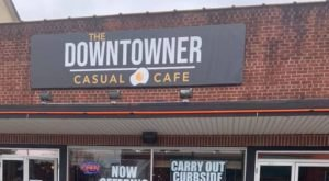 Fuel Up On Some Of The Best Breakfasts In Nebraska At The Downtowner Casual Cafe