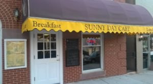 One Of The Tastiest Gems In Maryland, Sunny Day Cafe Will Leave You Happy And Full