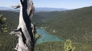 The Ice Caves Trail Is A Challenging Hike In Montana That Will Make Your Stomach Drop