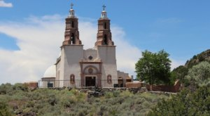 Stations of the Cross Shrine Is A Pretty Place Of Worship In Colorado