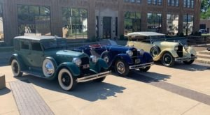 The Auburn Cord Duesenburg Automobile Museum In Indiana Is So Hidden You'll Probably Have It All To Yourself