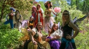 Indiana's First Virtual Fairy Festival Will Stream All Year Long And Will Be A Free Interactive Experience