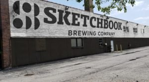 Originally Housed In An Alley, Sketchbook Brewing In Illinois Has Grown Into A Must-Visit Brewery With Drinks And Food