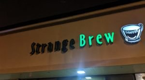 Start Your Day With Strange Brew, A Creative Coffee House In Indiana